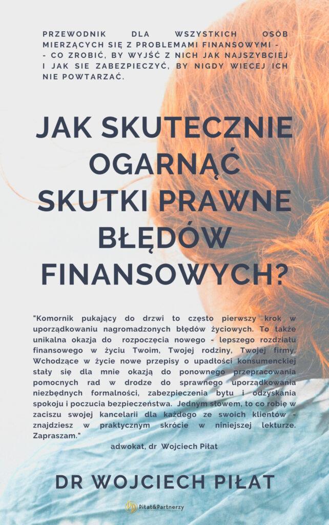 E-book Jak skutecznie ogarnąć problemy finansowe?